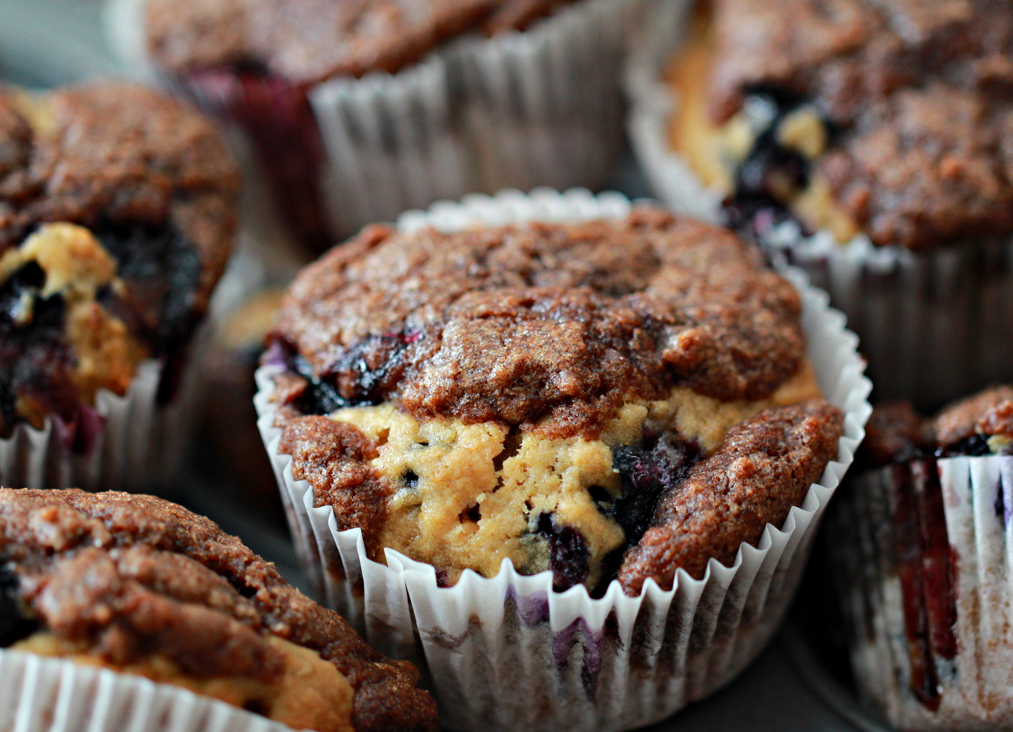 Oh to die for blueberry muffins! | Maria_h's Sphere